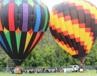 2014 ReMax of Midland Balloon Festival